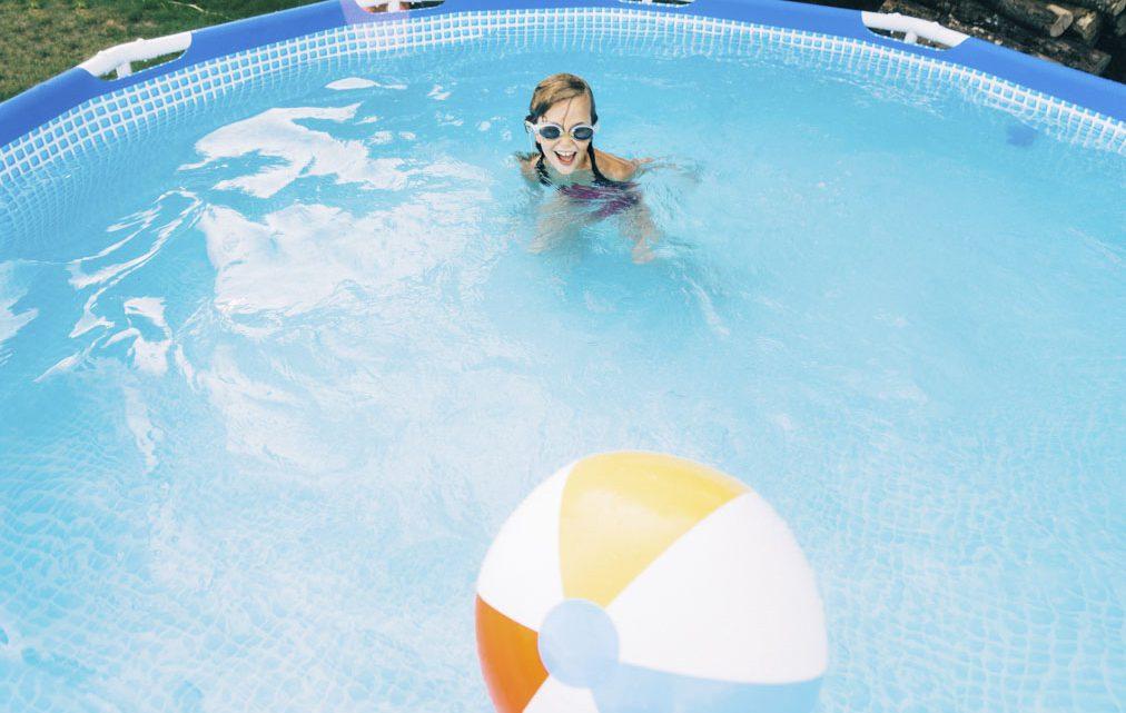 Eerste hulp bij het opruimen van je Intex zwembad