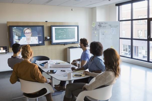 Video conferencing is de nieuwe manier van online vergaderen