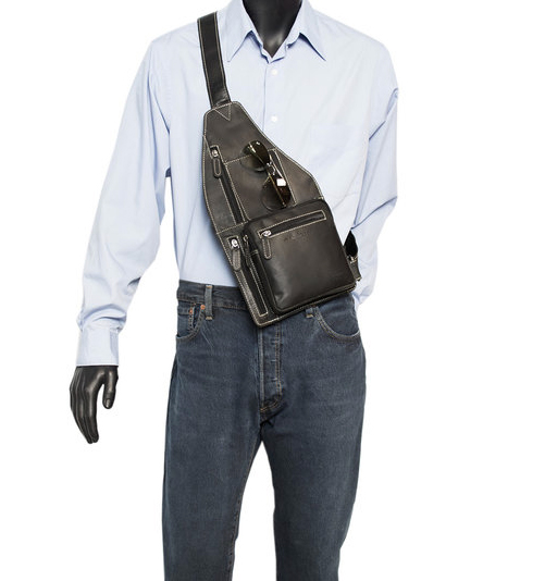 Vele soorten leren tassen voor heren