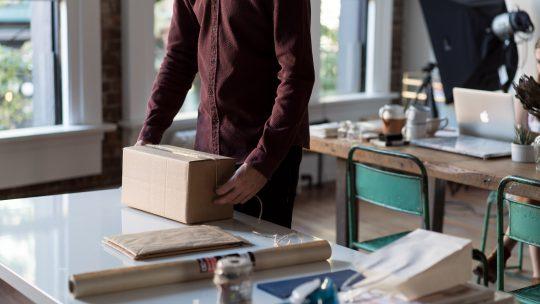 Tips voor het verzenden van webshop bestellingen
