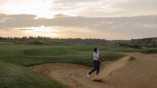 Waar je een golfliefhebber een groot plezier mee doet